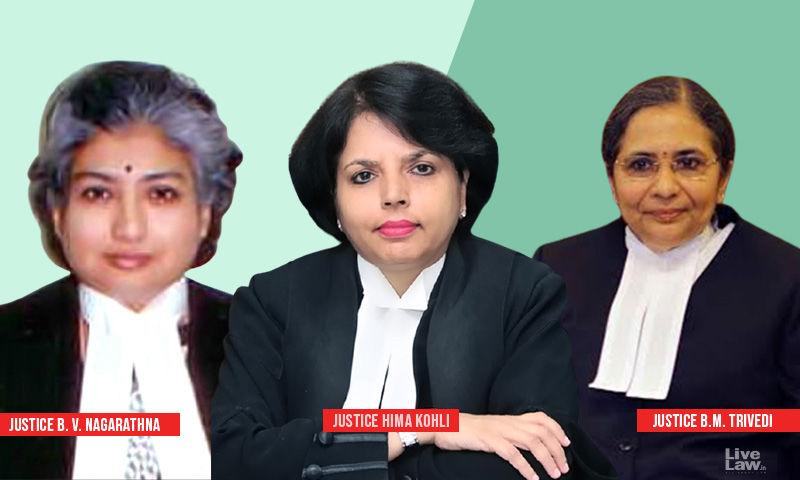 Berita di India 2021: Rekomendasi Tiga Hakim Wanita
