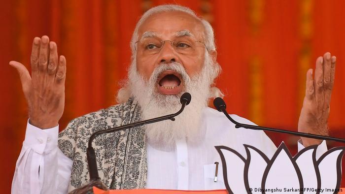 Berita di India 2021: Narendra Modi dan Ledakan IED